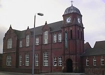 The old Boothferry Road primary school