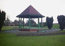 The Bandstand in Riverside Gardens